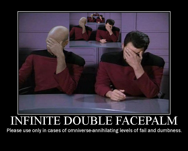 Infinite Facepalm GIFs - Find & Share on GIPHY
