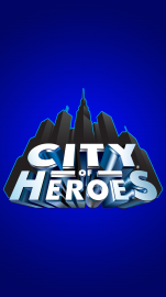 City of Heroes Logo (Galaxy S4)