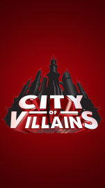 City of Villains Logo (Galaxy S4)