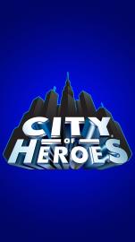 City of Heroes Logo (Galaxy S4)